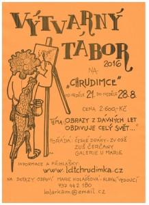 výtvarný tábor @ LDT Chrudimka | Česká republika