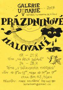 Prázdninové malování v Pyšelích @ Pyšely | Pyšely | Česko