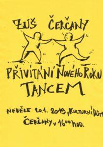 Taneční odpoledne v KD Čerčany @ sál KD Čerčany