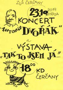 Podzimní koncert, vernisáž  a vystoupení tanečního oboru @ sál KD Čerčany