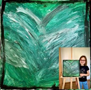 Klára Padevětová - Zelená představa