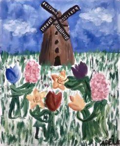 Adéla Šafránková - Holandský bál květin