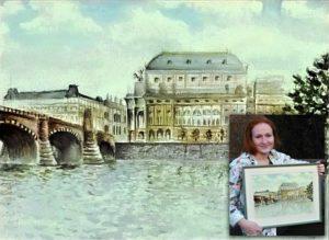 Eliška Havlíčková – Nad Vltavou